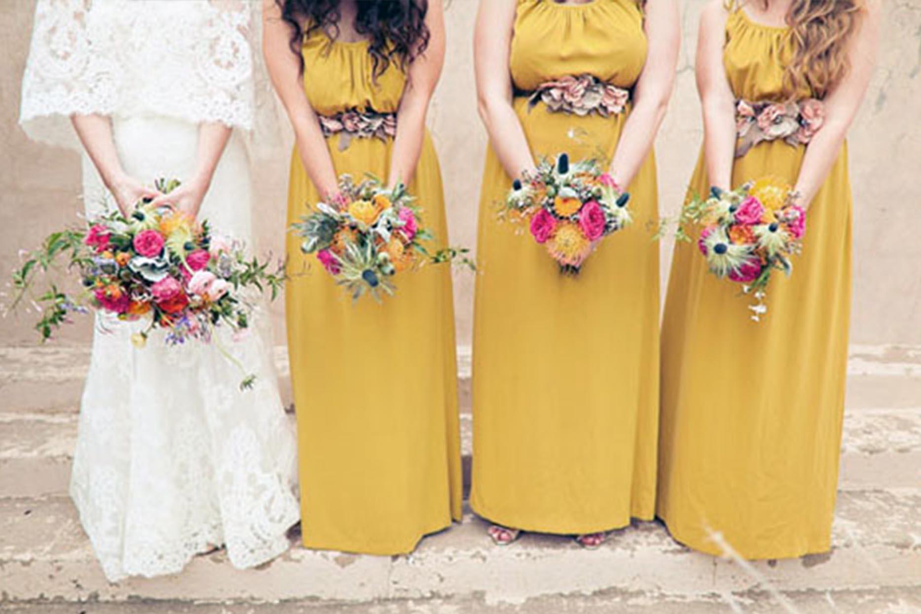 Свадебные цвета 2021 года
